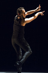 Manuel Lin (DanceTabs) Tags: uk london dance dancing stage performance dancer entertainment spanish staged flamenco staging maledancer sadlerswellstheatre belnmaya dancetabs flamencofestivallondon2014 belenmayacompany manuellin trasmn
