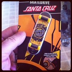 "Santa Cruz fingerboard flash drive #nerdmoment • <a style=""font-size:0.8em;"" href=""http://www.flickr.com/photos/99295536@N00/13119313253/"" target=""_blank"">View on Flickr</a>"