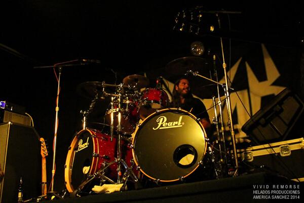 VIVID REMORSE + HAVOK - México 2014