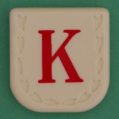 Line Word red letter K (Leo Reynolds) Tags: k canon eos iso100 letter 60mm kkk oneletter letterset f160 40d hpexif 0077sec 033ev grouponeletter xsquarex xleol30x xxx2014xxx