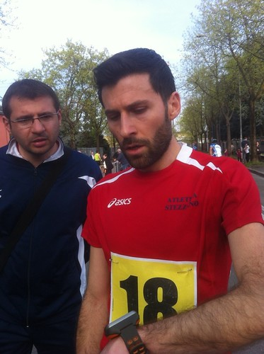Staffetta 3x3 Treviglio 29/03/2014