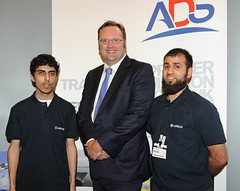"Stephen Mosley MP meeting Apprentices from Airbus in Parliament • <a style=""font-size:0.8em;"" href=""http://www.flickr.com/photos/51035458@N07/13688874705/"" target=""_blank"">View on Flickr</a>"