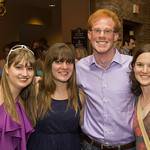 "<b>Senior Send-Off</b><br/> Seniors celebrate their time at Luther at Hotel Winnishiek.<a href=""http://farm4.static.flickr.com/3683/14068045899_8cee4558c1_o.jpg"" title=""High res"">∝</a>"