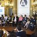 Conversación con los periodistas ganadores del XXXI Premios Internacionales de Periodismo Rey de España.