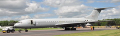 Vickers VC10 K4 ZD241 / N - Cold War Jet Open Day Bruntingthorpe 25 May 14 (Rob Lovesey) Tags: cold war day open 14 jet may n 25 k4 vickers vc10 bruntingthorpe zd241