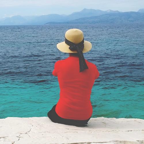 Colors on Corfu