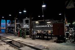 DSNG486DurangoCO6-13-15 (railohio) Tags: colorado tour trains durango narrowgauge riogrande roundhouse d90 durangosilverton dsng 061315 trains75