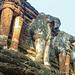 Elephants of Wat Chang Rop