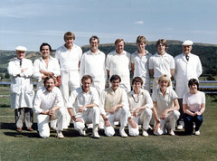 "Steeton 2nd XI 1982 • <a style=""font-size:0.8em;"" href=""http://www.flickr.com/photos/47246869@N03/19500010970/"" target=""_blank"">View on Flickr</a>"