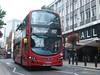 Arriva London DW268 on route 197 Croydon 01/08/15. (Ledlon89) Tags: bus london transport croydon londonbus tfl bsues croydonbuses