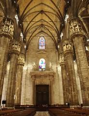 Duomo di Milano (Milan Cathedral) (Brule Laker) Tags: italy milan churches duomodimilano milancathedral