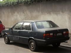 Lancia Prisma 1.5 1983 (LorenzoSSC) Tags: 15 1983 lancia prisma