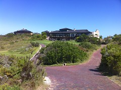 IMG_2203 (Hello Baton Rouge) Tags: pezulachampionshipgolf southafrica placeofinterest southafricatrip2013 golf golfcourse knysna westerncape knysnawesterncape clubhouse gardenroute building buildings