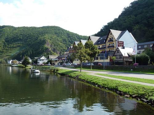Brodenbach an der Mosel