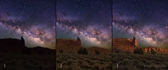 "3 NightScape Techniques (IronRodArt - Royce Bair (""Star Shooter"")) Tags: nightscape nightscapes tutorial lightpainting milkyway nightphotography capitolreef capitolreefnationalpark"