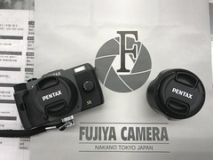 IMG_9675 (digitalbear) Tags: pentax q7 01 standard prime 85mm f19 nakano tokyo japan fujiya camera