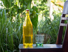 Glass bottle and cup with nature background (phuong.sg@gmail.com) Tags: beverage blue bottle clean clear cold concept cool crystal cup drink ecological fresh freshness glass health healthy lifestyle liquid mineral motion movement natural nature object potable pouring pristine pure purified purity reflection refreshing refreshment simplicity soda splash splashing supply thirst thirsty transparent water wet