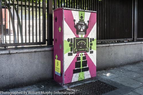 Dublin Street Art - Bolton Street