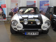 Fiat Sport Spider (Transaxle (alias Toprope)) Tags: auto show berlin classic cars beauty car vintage nikon power antique voiture historic coche soul classics oldtimer bella autos veteran macchina coches voitures toprope antigo antigos oldtimershow glien paaren 2013