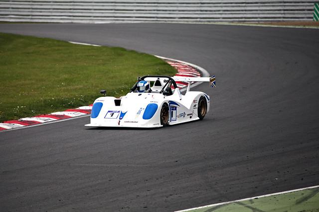 Sir Chris Hoy - Radical SR1 Championship, Brands Hatch 1st Round (5th Place)