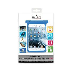 WP3SLIMBLUE_pack (DELPHICO) Tags: blue white black apple case smartphone tablet puro waterproof iphone tablette wp3slim