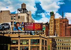New York surfaces (Arutemu) Tags: street city nyc newyorkcity urban usa ny newyork america canon asian us downtown chinatown cityscape view scenic ciudad scene american vista  canalstreet ville nuevayork        americain   eos5d