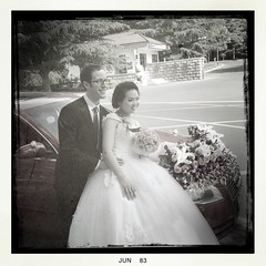 #chinese #wedding #yantai #china (alex73013) Tags: noflash hipstamatic blackeysbwfilm buckhorsth1lens