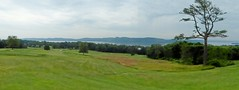 Sleepy Hollow #17 panorama of Hudson River and Rockland Palisades r (tewiespix) Tags: club golf country course sleepy scarborough hollow westchester briarcliff