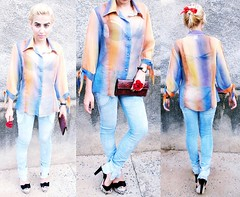 (semlegendas) Tags: me fashion rose lace moda jeans buy clutch custom empórionaka lolitalingerie