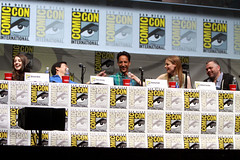 Alison Brie, Ken Jeong, Danny Pudi, Gillian Jacobs & Chris McKenna (Gage Skidmore) Tags: california brown dan nicole community san comic ken diego jim center international convention danny jacobs gillian yvette brie alison con rash harmon mckenna chri jeong pudi 2013
