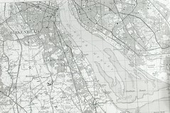 Map showing the location of Port Sunlight. (The JR James Archive, University of Sheffield) Tags: wirral merseyside portsunlight thewirral