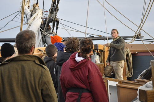 2013 EEOB 3189 Field Course: Environmental Science on the Flagship
