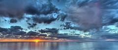 SignalHillSunsets (Chris.Miles83) Tags: ocean africa blue sunset sea sun seascape clouds landscape southafrica town south views cape