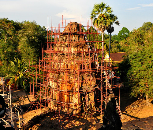 Bakong Reconstruction