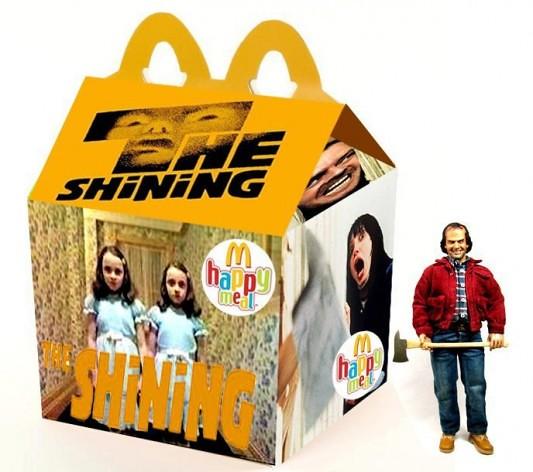 驚悚!一點都不歡樂的麥當勞快樂兒童餐
