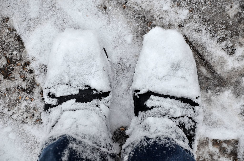 The World S Best Photos Of Footprints And Pavement
