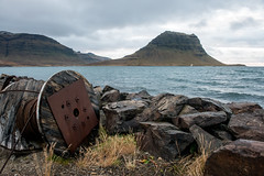 Kirkjufell, Grundarfjrur, Snfellsnes, Vestfirir, Iceland. (Flash Parker) Tags: travel tourism ice iceland nikon europe september adventure western glaciers nordic nikkor 2012 d800 flashparker iceland8924