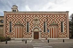 Chiesa dei Carmini (Gabriele Kahal) Tags: italy church del italia chiesa gabriele vicenza veneto carmini kahal chiesadeicarmini gabrielekahal