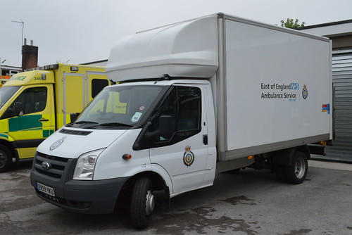 East of England Ambulance Service | Ford Transit |…