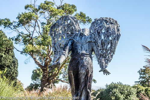 Angel By Catherine E Greene - Sculpture In Context