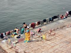 Am Pichola-See. Udaipur.