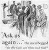 Brave new world where men do the cooking (katinthecupboard) Tags: 1920s magazine periodical flapperera womensmagazine