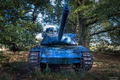Tanks (lelargla) Tags: urban france canon army char exploration tanks urbex