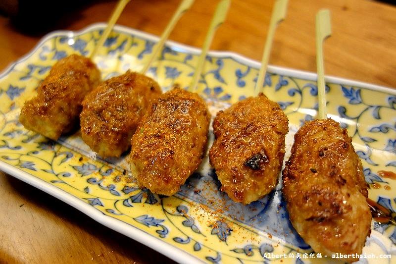 台北中山.小六食堂:手工雞肉丸