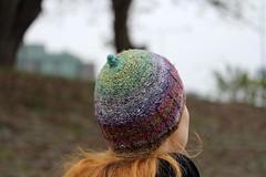 Viriai / Heath (zirafos) Tags: wool hat knitting handmade silk homemade knitted winterhat knitwear knittedhat warmhat coloredhat megztakepur iltakepur spalvotakepur ieminkepur