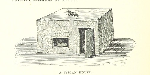 Image taken from page 192 of '[Pielgrzymka ... do Ziemi Świętey, Egiptu, niektórych wschodnich, i południowych kraiów. Odbyta w roku 1788-91.]'