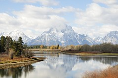 oxbow bend (bwanabambesa) Tags: sky mountain landscape 1870mm oxbowbend d300s grandstetons