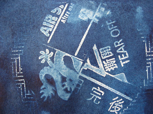 "visual diary – cyanotype experiments • <a style=""font-size:0.8em;"" href=""http://www.flickr.com/photos/61714195@N00/11737387246/"" target=""_blank"">View on Flickr</a>"