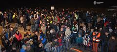 10 Ianuarie 2014 » Protest la Zidul Morții