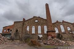 El Terrible VI (vicente1962) Tags: minas ruinas terrible fábrica peñarroyapueblonuevo